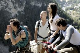 photo 12/33 - Nicolas Giraud, Johan Libéreau, Fanny Valette et Raphaël Lenglet - Vertige - © Gaumont Distribution