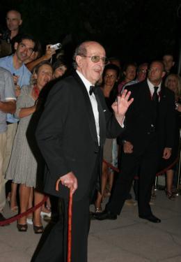 Manoel de Oliveira Dîner d'Ouverture Venise 2008 photo 9 sur 22