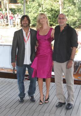 photo 192/312 - Festival de Venise 2008 - Charlize Theron - © Isabelle Vautier pour Commeaucinema.com