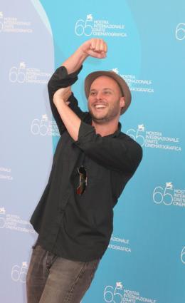 Fabrice du Welz Festival de Venise 2008 photo 8 sur 19