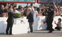 Hayao Miyazaki Festival de Venise 2008 photo 4 sur 8