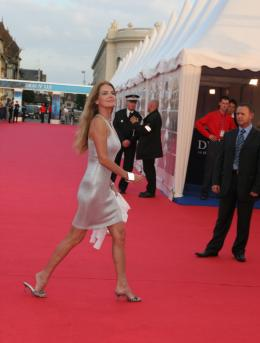 Cyrielle Clair Hommage Spike Lee, Deauville 2008 photo 5 sur 9