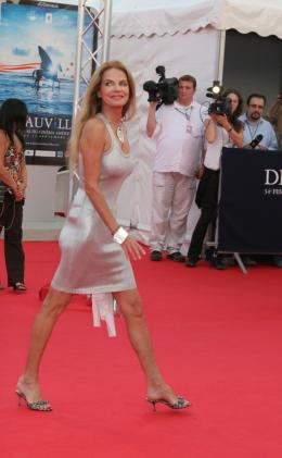 Cyrielle Clair Hommage Spike Lee, Deauville 2008 photo 4 sur 9