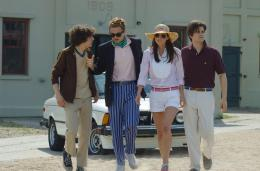 photo 16/23 - Eva Amurri, Jesse Eisenberg, Josh Ritter - Charlie Banks
