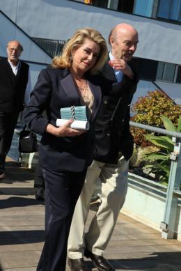 Jean-Paul Rappeneau Cannes - Mai 2011 photo 4 sur 11