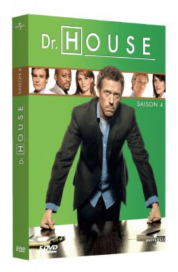 photo 16/16 - Pack dvd - Dr. House - Saison 4 - © Universal Pictures International France