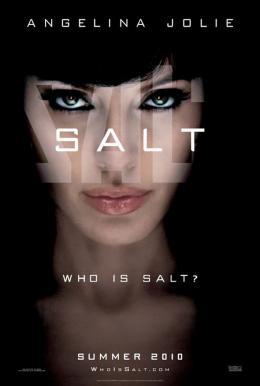 photo 19/20 - Affiche originale - Salt - © Sony Pictures