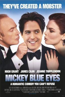 Mickey les yeux bleus photo 1 sur 2