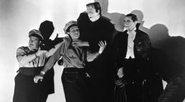 photo 1/1 - Les Deux Nigauds contre Frankenstein