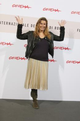 Lisa Azuelos Présentation du film LOL - Rome 2008 photo 10 sur 16