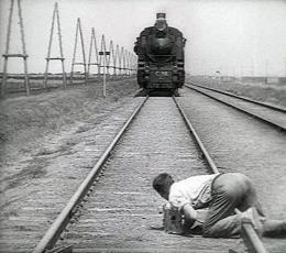 L'Homme à la Caméra photo 1 sur 8