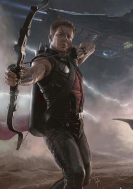 photo 21/137 - Jeremy Renner - Avengers - © Walt Disney Studios Motion Pictures France