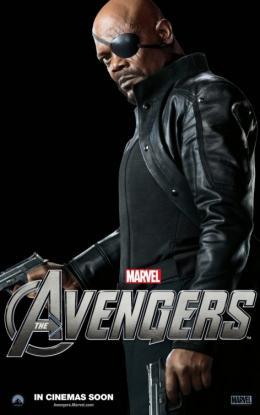 photo 62/137 - Samuel L. Jackson - Avengers - © Walt Disney Studios Motion Pictures France