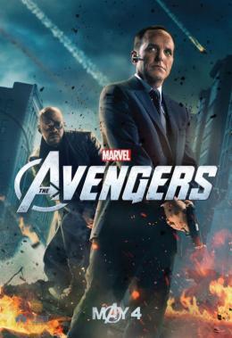 photo 93/137 - Samuel L. Jackson - Avengers - © Walt Disney Studios Motion Pictures France