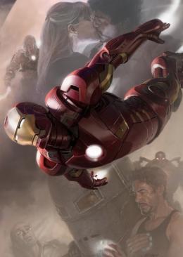 photo 23/137 - Robert Downey Jr. - Avengers - © Walt Disney Studios Motion Pictures France