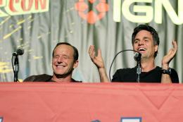 photo 31/137 - Clark Gregg et Mark Ruffalo - Avengers - © Walt Disney Studios Motion Pictures France