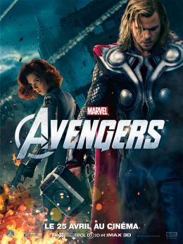 photo 82/137 - Scarlett Johansson et Chris Hemsworth - Avengers - © Walt Disney Studios Motion Pictures France