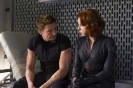 Avengers Scarlett Johansson et Jeremy Renner photo 4 sur 137