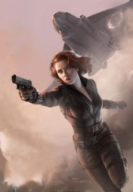photo 22/137 - Scarlett Johansson - Avengers - © Walt Disney Studios Motion Pictures France