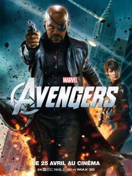 photo 87/137 - Samuel L. Jackson - Avengers - © Walt Disney Studios Motion Pictures France
