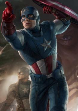 photo 25/137 - Chris Evans - Avengers - © Walt Disney Studios Motion Pictures France
