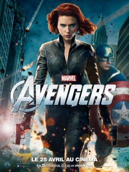 photo 83/137 - Scarlett Johansson et Chris Evans - Avengers - © Walt Disney Studios Motion Pictures France