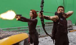 photo 16/137 - Scarlett Johansson et Jeremy Renner - Avengers - © Walt Disney Studios Motion Pictures France