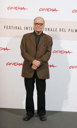 Ennio Morricone Présentation du film Resolution 819 - Rome 2008 photo 7 sur 10