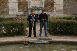 photo 48/89 - Bancs Publics (Versailles rive droite) - Didier Bourdon