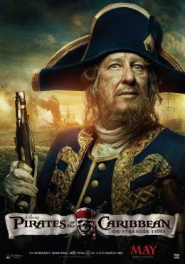 photo 50/140 - Affiche - Pirates des Caraïbes : La fontaine de Jouvence - © Walt Disney Studios Motion Pictures France