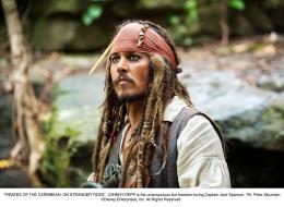 photo 16/140 - Johnny Depp - Pirates des Caraïbes : La fontaine de Jouvence - © Walt Disney Studios Motion Pictures France