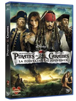 photo 45/140 - Pirates des Caraïbes : La fontaine de Jouvence - © Walt Disney Home Entertainment
