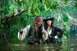 photo 32/140 - Johnny Depp, Penelope Cruz - Pirates des Caraïbes : La fontaine de Jouvence - © Walt Disney Studios Motion Pictures France