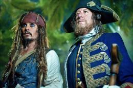 photo 37/140 - Johnny Depp, Geoffrey Rush - Pirates des Caraïbes : La fontaine de Jouvence - © Walt Disney Studios Motion Pictures France