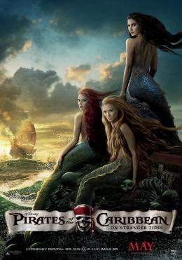 photo 56/140 - Affiche - Pirates des Caraïbes : La fontaine de Jouvence - © Walt Disney Studios Motion Pictures France