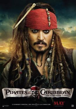 photo 48/140 - Affiche - Pirates des Caraïbes : La fontaine de Jouvence - © Walt Disney Studios Motion Pictures France