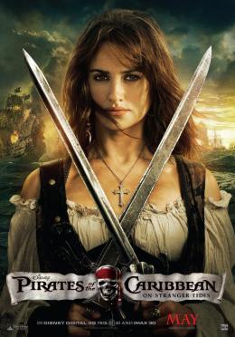 photo 49/140 - Affiche - Pirates des Caraïbes : La fontaine de Jouvence - © Walt Disney Studios Motion Pictures France