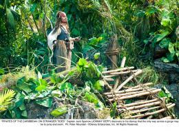 photo 12/140 - Johnny Depp - Pirates des Caraïbes : La fontaine de Jouvence - © Walt Disney Studios Motion Pictures France