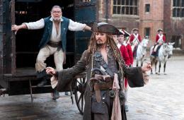 photo 30/140 - Johnny Depp - Pirates des Caraïbes : La fontaine de Jouvence - © Walt Disney Studios Motion Pictures France