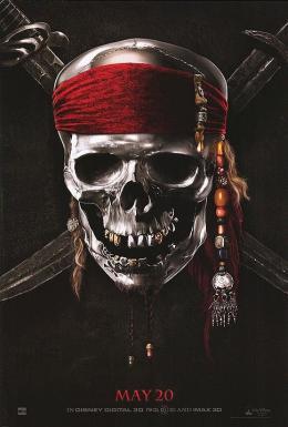 photo 54/140 - Affiche - Pirates des Caraïbes : La fontaine de Jouvence - © Walt Disney Studios Motion Pictures France