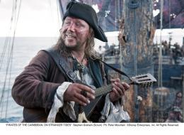 photo 14/140 - Stephen Graham - Pirates des Caraïbes : La fontaine de Jouvence - © Walt Disney Studios Motion Pictures France