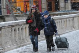 Une semaine sur deux (et la moitié des vacances scolaires) Jean-Baptiste Fonck, Bertille Chabert photo 9 sur 14