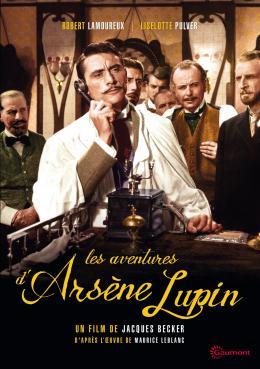 Robert Lamoureux Les aventures d'Ars�ne Lupin photo 2 sur 6