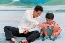photo 15/18 - Takeshi Kitano, Yusuke Sekiguchi - L'Été de Kikujiro - © La Rabbia / BAC Films