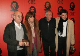 Alain Corneau Avant-Première du Che - Paris, novembre 2008 photo 1 sur 18