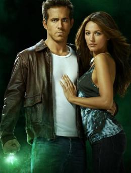 photo 24/74 - Ryan Reynolds, Blake Lively - Green Lantern - © Warner Bros