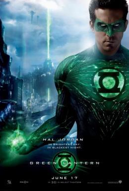 photo 62/74 - Affiche - Green Lantern - © Warner Bros