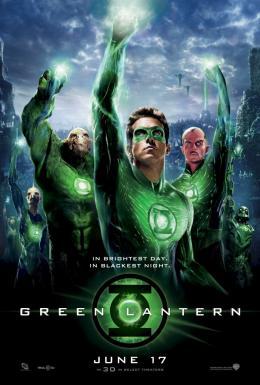 photo 70/74 - Affiche - Green Lantern - © Warner Bros