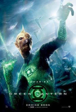 photo 64/74 - Affiche - Green Lantern - © Warner Bros