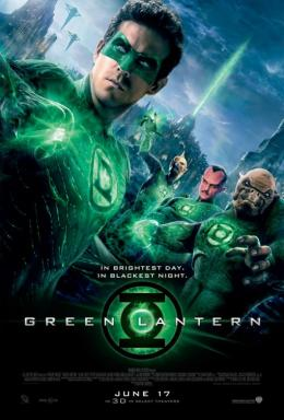 photo 69/74 - Affiche - Green Lantern - © Warner Bros